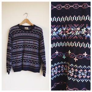 ⚡️SALE!⚡️ Vintage 80s sweater!