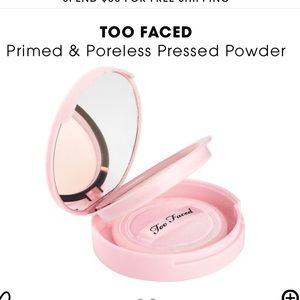 Too Faced Other - Too faced skin smoothing pressed powder