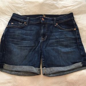 7 For All Mankind Pants - 7 for all mankind Shorts