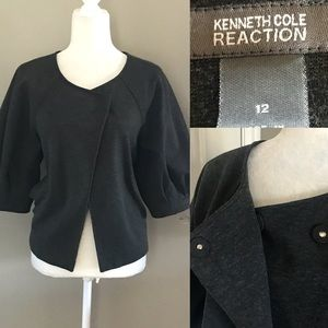 Kenneth Cole Jackets & Blazers - KENNETH COLE Blazer with snap buttons