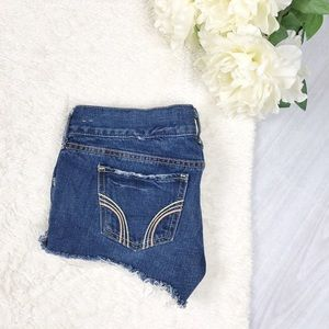 Hollister Pants - Hollister Jean Shorts