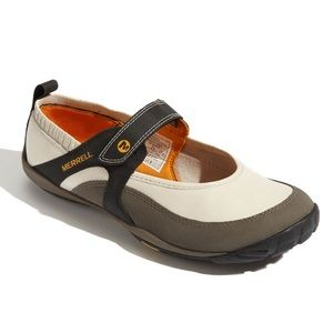 Merrell Shoes - Merrell Barefoot Pure Leather Glove Mary Janes