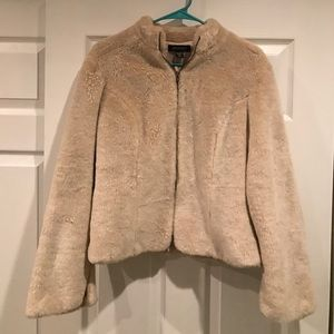 Ideology Tops - Ideology Faux Fur Chic Jacket