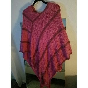 Other - One Size Poncho
