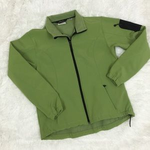 Black Diamond Jackets & Blazers - Black Diamond size Large spring green jacket #301