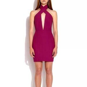 AQ/AQ Dresses & Skirts - New AQ/AQ State Mini Dress SZ 0 US Violet Halter