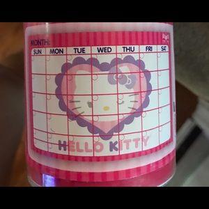 Hello Kitty Other - NEW Hello Kitty Dry Erase Calendar
