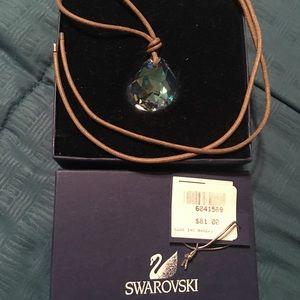 Swarovski Jewelry - Swarovski crystal tie necklace