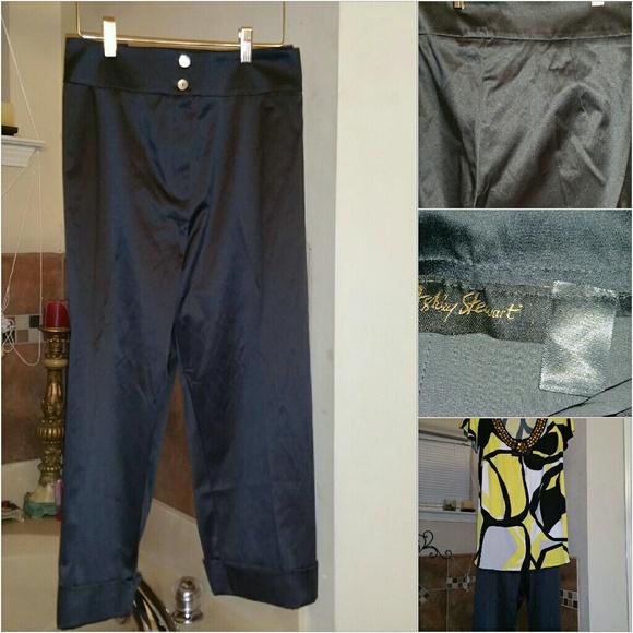 Ashley stewart Women plus size Dress capri pants