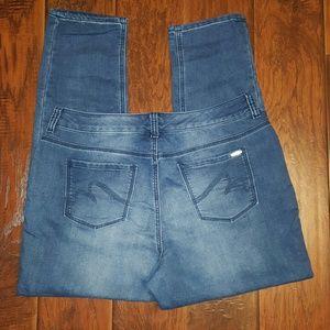 Melissa McCarthy Denim - Melissa McCarthy Seven7 Jeans Size16W Girlfriend