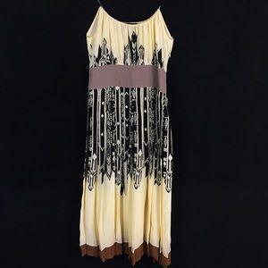 Vena Cava Dresses & Skirts - Vena cava skyline pleated silk dress