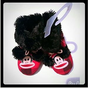 Paul Frank Other - PAUL FRANK SLIPPERS - NWT