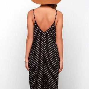Dresses - Polka dot maxi dress DRC165