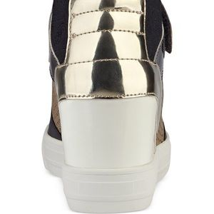 25b6dd440759 Guess Shoes - Price✂️firm was 80  Guess wedge sneakers
