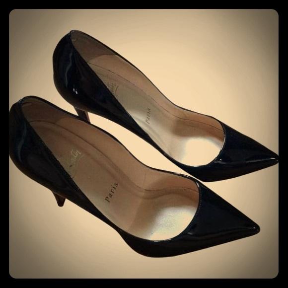 23d7f0d0d4c2 Christian Louboutin Shoes - Christian Louboutin Pigalle 100mm