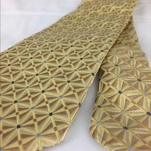Ike Behar Other - IKE BEHAR all SILK NECKTIE - handmade in USA
