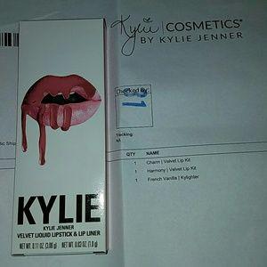 SALE! *Kylie's Harmony Velvet LipKit!*