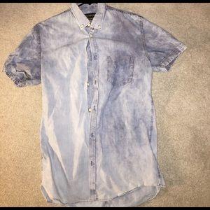 Zanerobe Other - zanerobe short sleeve Button up shirt size Medium