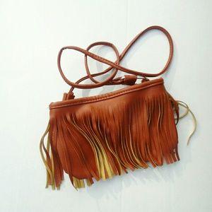 Handbags - Fringe purse