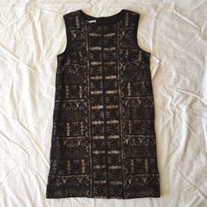 Maggy London Dresses & Skirts - .Maggy London. Black lace overlay dress NWT