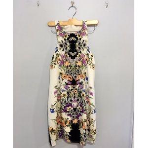 Vintage Dresses & Skirts - Vintage Floral White Dress
