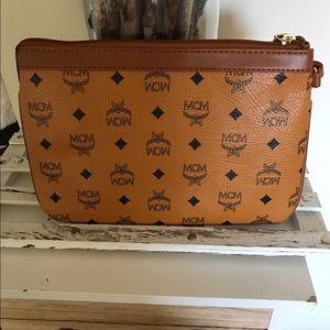 MCM Handbags - MCM cosmetic bag/little purse