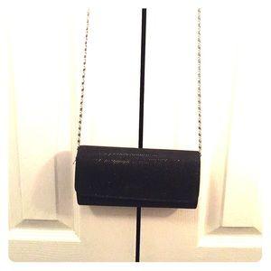80%20 Handbags - Small black bag with sparkles