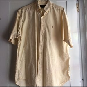 Polo by Ralph Lauren Other - Polo Ralph Lauren Short Sleeves Size Large
