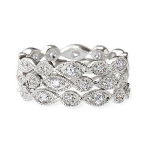 Stella & Dot Jewelry - Stella & Dot • Stackable Deco Rings