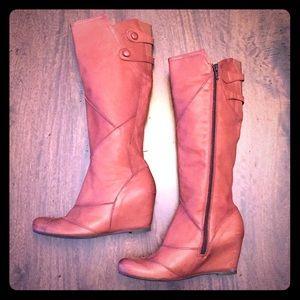 Miz Mooz Shoes - Miz Mooz 'West' Leather Boots