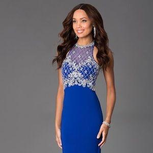 💙OFFER💙Royal Blue Prom Dress