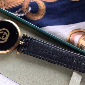 6cbabcb55a6 Gucci Accessories - Vintage Gucci Stack watch