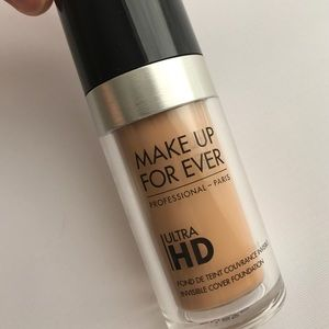 Makeup Forever Other - MUFE Ultra HD Foundation in Y315
