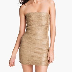 Dresses & Skirts - Haute Hippie Bandage Dress