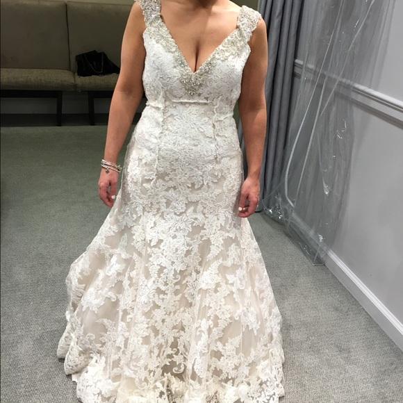 Danielle Caprese Wedding Dress 7
