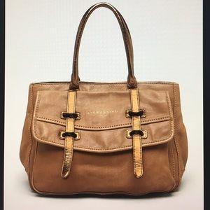 Liebeskind Handbags - Liebeskind Botalato Satchel w/ Metallic Pearl