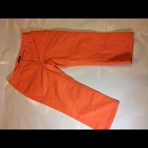 Chaps Pants - Chap's Capris size 6 Petite