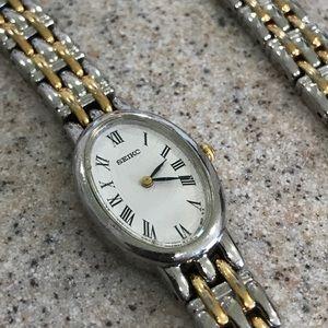Seiko Accessories - Ladies Seiko watch, two tone