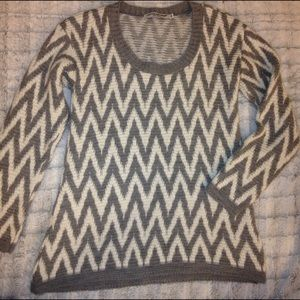 Nordstrom Sweaters - Cotton Emporium chevron sweater