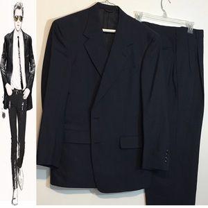 Hart Schaffner Marx Other - Hart, Schaffer & Marx dark navy suit.