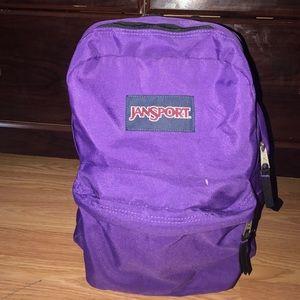 Jansport Handbags - PRETTY PURPLE JANSPORT