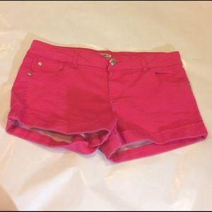 Celebrity Pink Pants - Celebrity Pink shorts size 13
