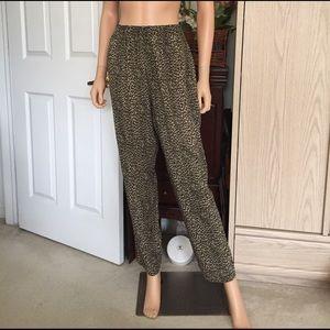 Cache Pants - Cache...Leopard pants