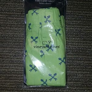 Vineyard Vines Other - Vineyard Vines fishbone boxers NWT