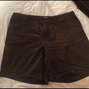 Just My Size Pants - Brown shorts