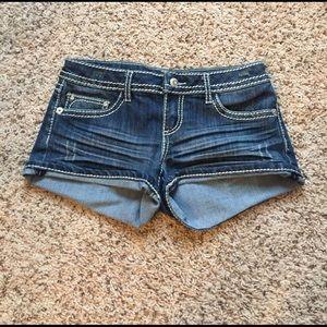 YMI Pants - YMI jean shorts