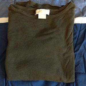 Michael Kors Sweaters - MK Green Spring Gauze Sweater