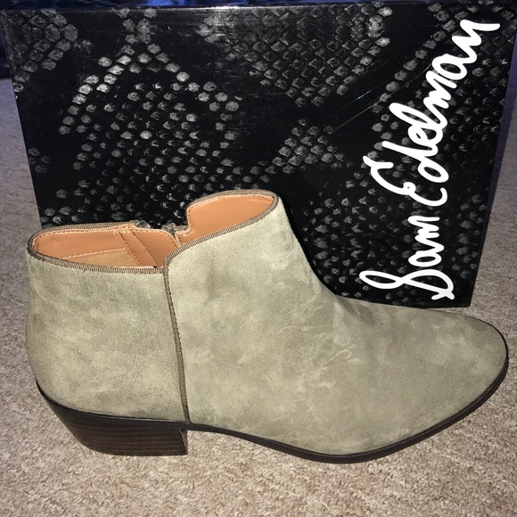 9dd21941d2540 Sam Edelman Petty ankle boot