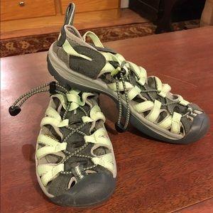Keen Shoes - Keen Waterproof Hiking Shoes