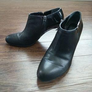 Franco Sarto Shoes - Black Franco Sarto Booties